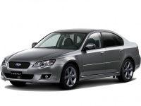 Автомобильные коврики Eva Subaru Legacy IV (правый руль) 2003 - 2009