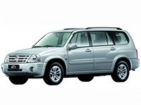 Автомобильные коврики Eva Suzuki Grand Vitara XL7 (7 мест) 2001 - 2008