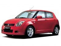 Автомобильные коврики Eva Suzuki Swift III 2004 - 2011