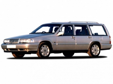 Автомобильные коврики Eva Volvo S90 I 1996 - 1998