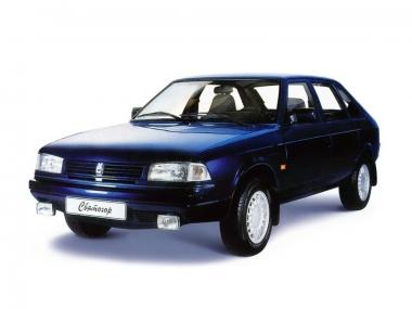 Автомобильные коврики Eva Москвич Святогор 1997-2002