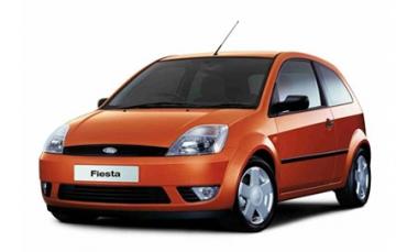 Автомобильные коврики Eva Ford Fiesta V (Mk5) 2002 - 2008