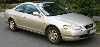 Автомобильные коврики Eva Honda Accord VI Coupe 1998 - 2002