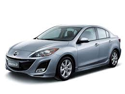 Коврики EVA Mazda Axela (правый руль) 2009 - 2013 (седан)