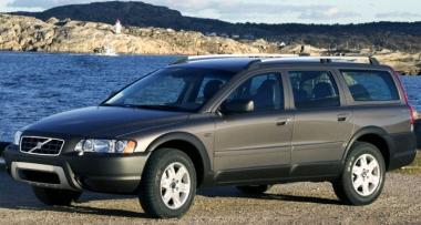 Автомобильные коврики Eva VolvoXC70 2000 - 2007