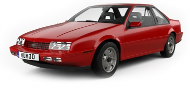 Коврики EVA Chevrolet Beretta 1987-1996 г