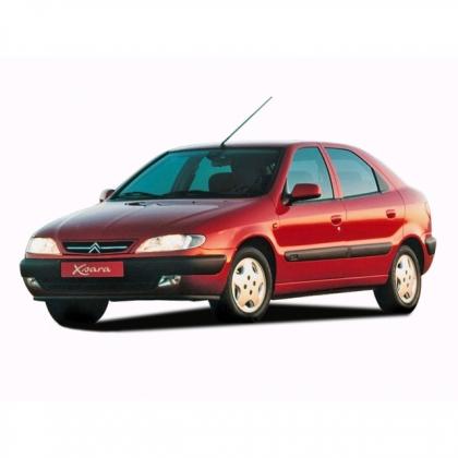 Автомобильные коврики Eva Citroen Xara 1997 - 2004