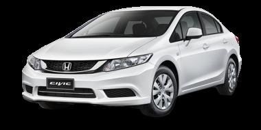 Автомобильные коврики Eva Honda Civic IX (седан) 2012 - 2016