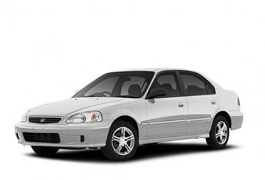 Автомобильные коврики Eva Honda Civic VI (3D/5D) 1995 - 2002