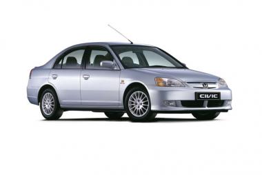 Автомобильные коврики Eva Honda Civic VII (седан) 2001 - 2006