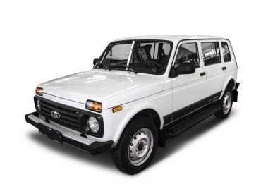 Автомобильные коврики Eva LADA (ВАЗ) 2131 (4x4) (5 дверей) 1977 - наст. время