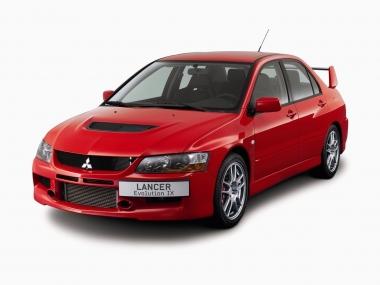 Автомобильные коврики Eva Mitsubishi Lancer Evolution IX 2005 - 2008