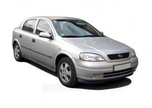 Автомобильные коврики Eva Opel Astra G 1998 - 2005