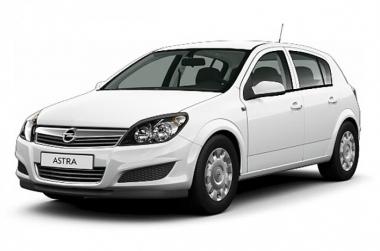 Автомобильные коврики Eva Opel Astra H (хетчбек) 2004 - 2012