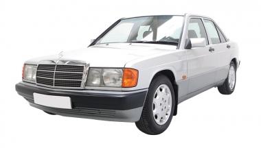 Автомобильные коврики Eva Mercedes 190 W201 1982-1993