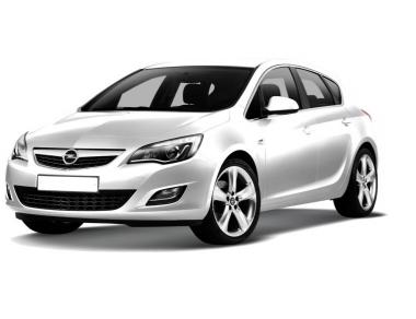 Автомобильные коврики Eva Opel Astra J (хетчбек) 2010 - наст. время