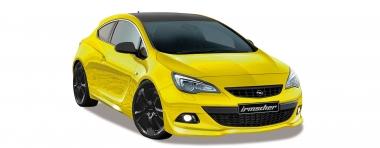 Автомобильные коврики Eva Opel Astra J GTC 2010 - наст. время
