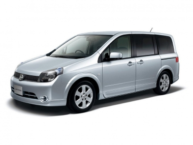 Автомобильные коврики Eva Nissan Lafesta I 2004-2012 (правый руль)