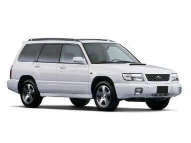 Автомобильные коврики Eva Subaru Forester I 1997 - 2002 (правый руль)