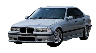 Автомобильные коврики Eva BMW 3 (Е36) 1991 - 1998 (седан)