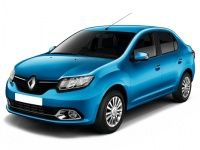 Коврики EVA Renault Logan 2014 - наст. время