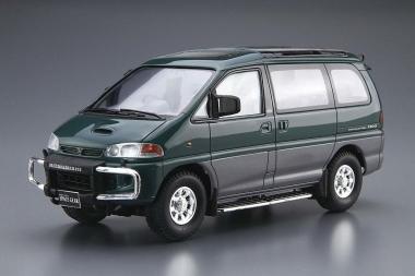 Автомобильные коврики Eva Mitsubishi Delica 1993 - 2006 (кузов PE8W)