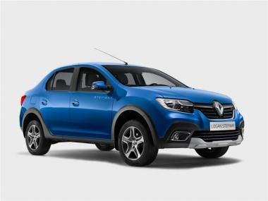 Автомобильные коврики Eva Renault Logan Stepway II 2018 - наст. время