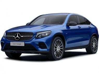 Автомобильные коврики Eva Mercedes GLC-класс Coupe C253 2015 - наст. время
