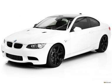 Автомобильные коврики Eva BMW 3 (E92)  купе 2005 - 2012