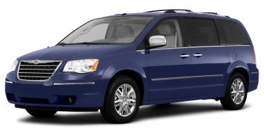 Автомобильные коврики Eva Chrysler Town Country IV 2000-2005
