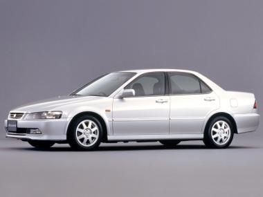Автомобильные коврики Eva Honda Accord VI 1998 - 2003 седан