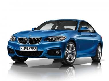 Автомобильные коврики Eva BMW 2 серия (F22) 2010-2020 (купе)
