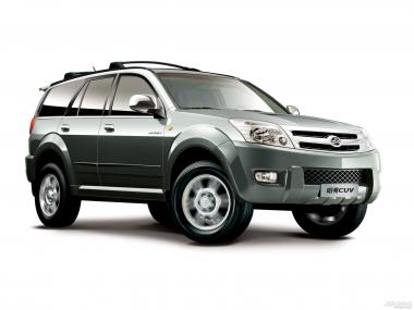 Автомобильные коврики Eva Great Wall Hover (H2) 2005-2010