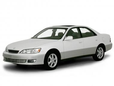 Автомобильные коврики Eva Lexus ES III 1996-2003