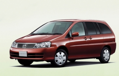 Автомобильные коврики Eva Nissan Liberty 1998- 2004 (правый руль)