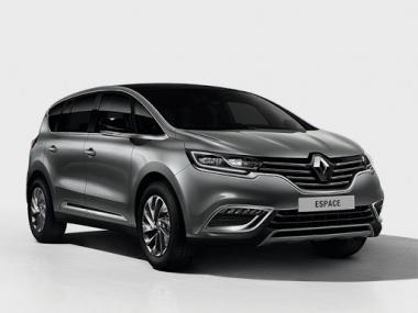Автомобильные коврики Eva Renault Espace V 2015-2019