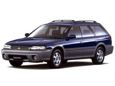 Автомобильные коврики Eva Subaru Legacy II 1993-1999