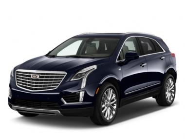 Коврики EVA Cadillac XT5